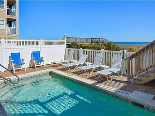** ALL-INCLUSIVE RATES ** Washed Ashore - Private Pool & Elevator