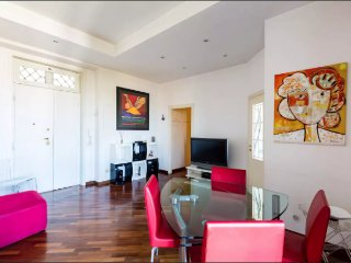 Parioli Luxury Apartment (90mq) top floor.