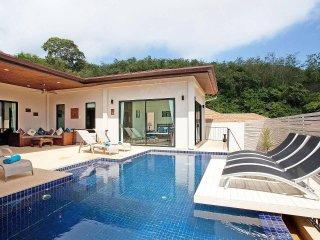 Villa Kaimook Andaman | 6 Bed Serviced Pool Villa in Nai Harn Phuket