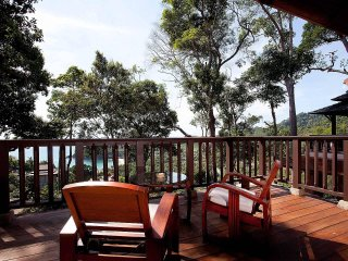 Pimalai Pool Villa | 3 Bed Resort Home on Kan Tiang Beach in Koh Lanta