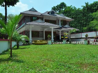 Vacations home in Kottayam