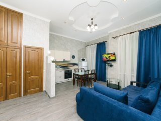 Two bedrooms. Studio. 5a Baseina. Centre of Kiev