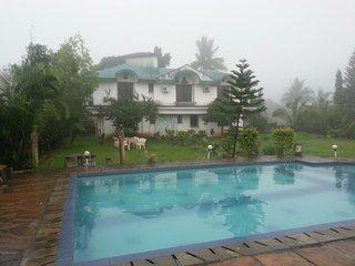 2 BHK Garden View Blue Villa in Lonavala!!