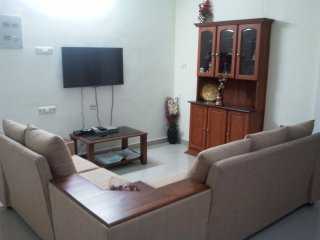 Fully Furnished and 3 BHK A/c Luxury Apartment!!