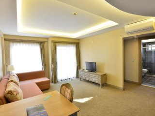 (Apt 4) one bedroom for 4 persons directly sea view apartments
