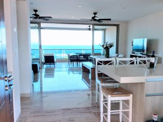 Spectacular vistas as you enter the spacious open floor plan.