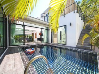 Villa Chabah | 3 Bed Pool Villa in Private Estate Near Kamala Beach Pkuket