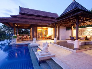 Pimalai Pool Villa | Luxury 2 Bed Suite with Sea Views in Koh Lanta