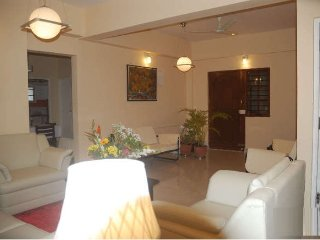 Serviced 3 Bedroom Apartment in Bangalore