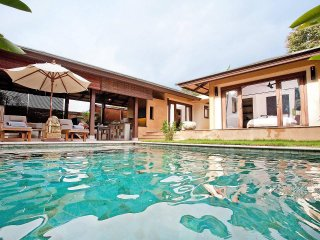 Villa Nova |2 Bed Pool Rental near Klong Khong Beach Koh Lanta