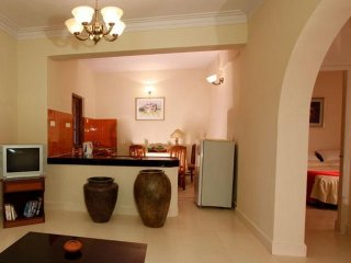 Candolim, Goa - Luxury 2BHK furnished beach apartment for vaction rental