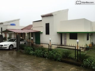 10 BHK Twin Villa with Hill Valley View