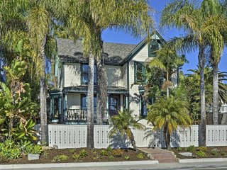 'The Lillie House' in Santa Barbara Area, By Beach