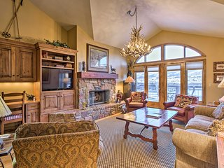 NEW! 2BR Beaver Creek Condo - Walk to Chairlift!