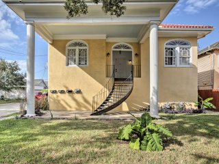 NEW! 2BR Home in New Orleans - 4 miles from Dwntwn