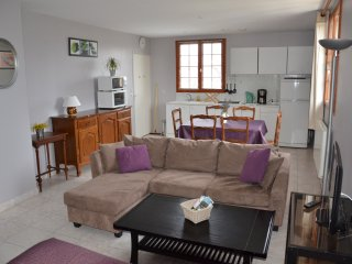APPARTEMENT 5 COUCHAGES PROCHE DEAUVILLE