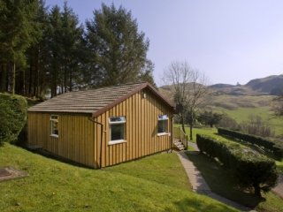 ASH LODGE, wi-fi, off road parking, garden. Ref: 973041