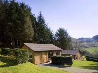 ASH LODGE, pet friendly, wi-fi, garden: Ref: 973043