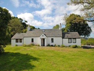 LILYBANK COTTAGE, 18th century croft cottage, delightful location.  Ref: 972517
