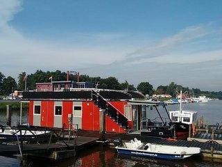 Hausboot Barßel für 6 Personen