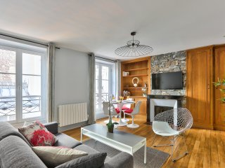 Amazing apartment - Eiffel Tower - Trocadero (826)