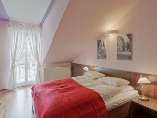 Studio Apartment/Main Square area