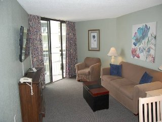 Ocean Club 932 Executive(Upgraded 2 Bdrm/2 Bath) Oceanview***
