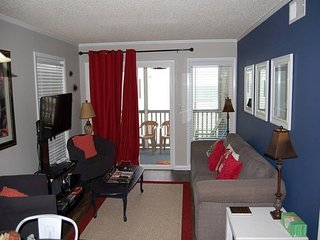 Pelicans Watch 204 (Upgraded 3 Bdrm/2 & 1/2 Bath) Oceanfront-2nd Floor**