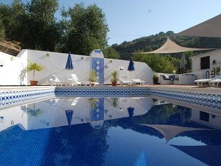 Relax, play, swim or just chill out by the magnificent 8x4 pool