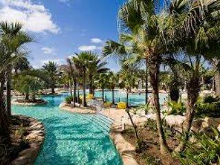 Wyndham Reunion Resort minutes from Disney  Feb 9-16, 2018   3 bedrm/3bath