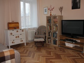 Cosy apartment in the center on Vasilyevsky
