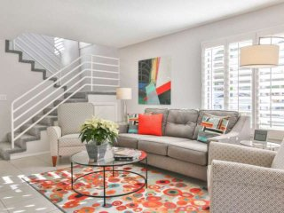 Steps To El Paseo! Sandroc #33 New, New, New! Beautifully renovated condo