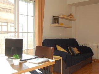 Sunny flat in Valencia