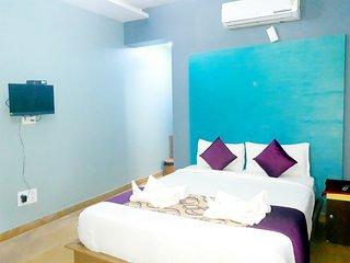 Room #207 Stay Near Vagator Beach