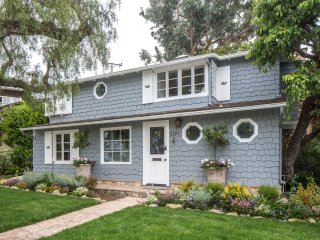 Darling 3 Bedroom Corona Del Mar Cottage Just Minutes To The Beach!