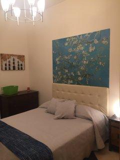 2 camera da letto con materasso anatomico