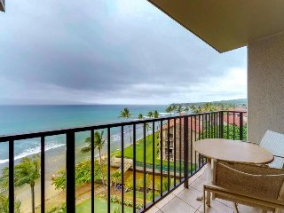 Upscale rental with resort pool, hot tub & more on Kaanapali Beach!