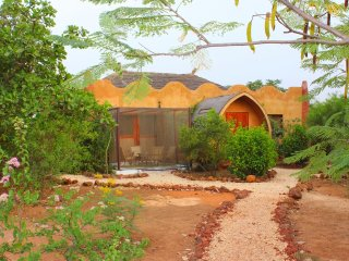 SUITE BIOCLIMATIQUE LODGE DALAAL DIAM