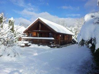 Chalet Les Silenes 2 Vacances dans le Jura