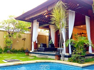 2-3 Bedrooms stunning villa near tourist hotspot in Bali