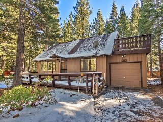 Comfortable Tahoe Chalet