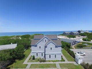 Beachfront Condo over looking Cape Cod Bay!