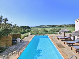 SON ISIDROS NOU Rural house with a private pool and  with spectacular views