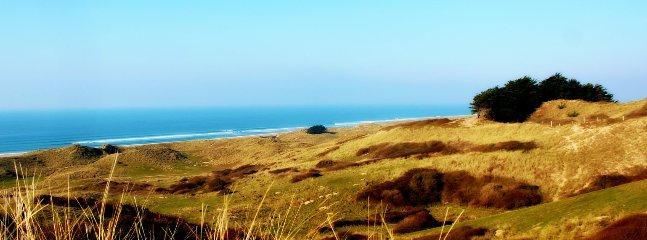 unspoilt coastline