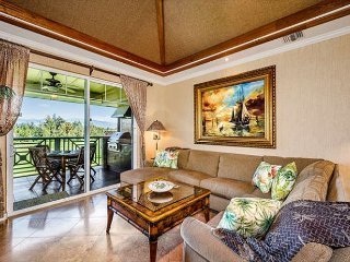 Waikoloa Beach Villas J32-LUXURY PENTHOUSE VILLA w/GOLF DISCOUNT/GOLF CLUBS!!