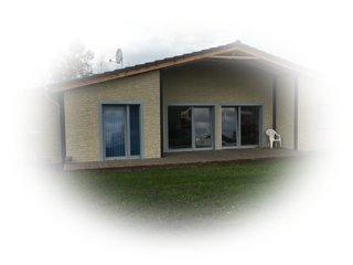 Ferienhaus am See (5m)