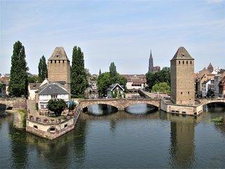 Très charmante maison de caractère sur la route des Vins en Alsace