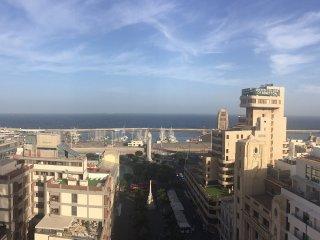 Apartamento balcón al Mar centro Santa Cruz