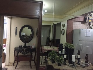 Sweet Family home in Al- Mohandseien, Fun, Safe and Clean apartment.