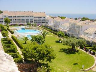 Urbanización con encanto cerca del mar (2 habitaciones)